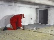 Wykonanie ocieplenia stropodachu wentylowanego